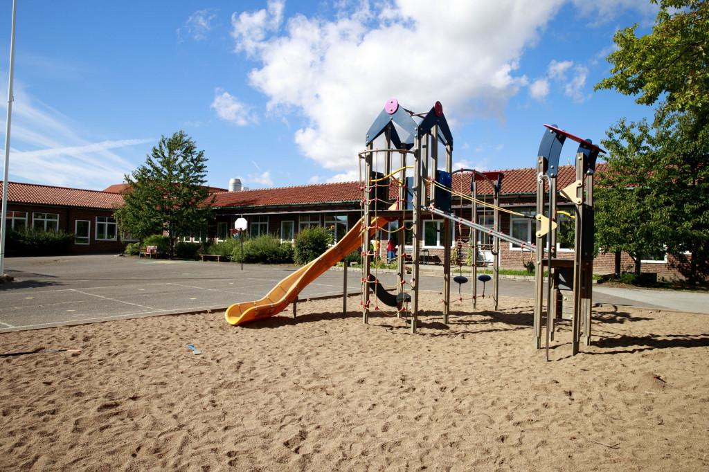 Lerbäcksskolan Foto: Krister Hansson